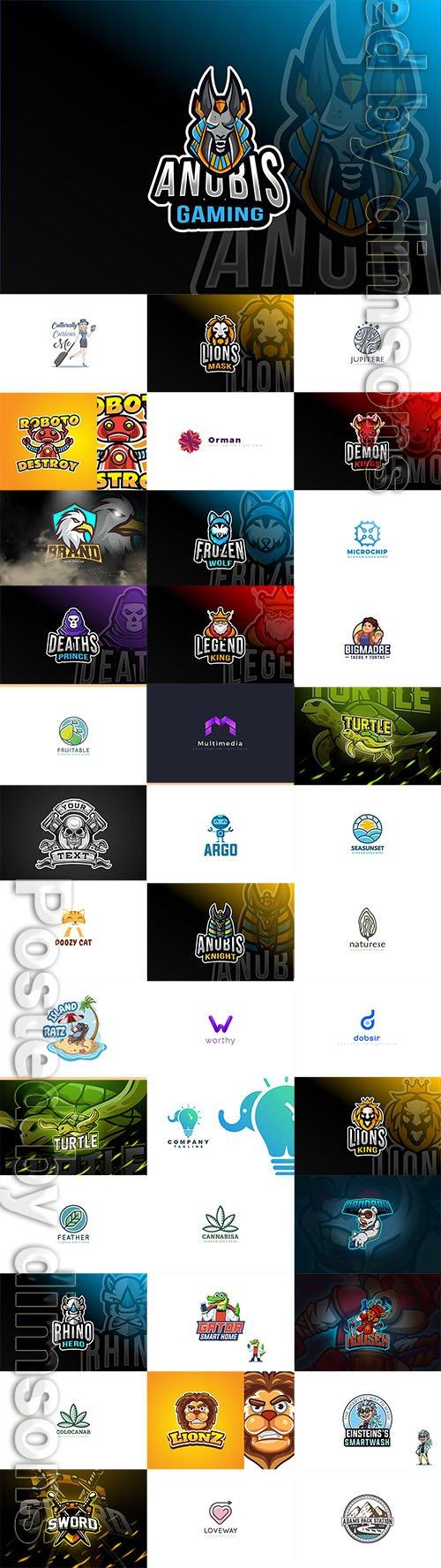 41 Vector Logo Collection