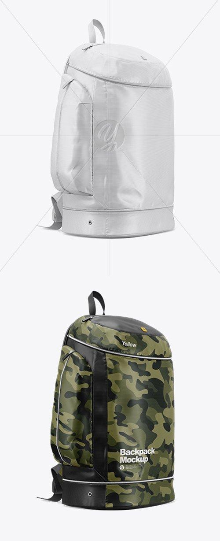 Backpack Mockup 51394