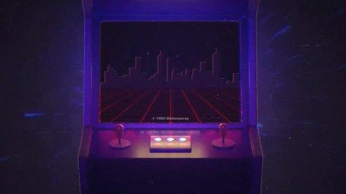 80s Arcade Logo 255299