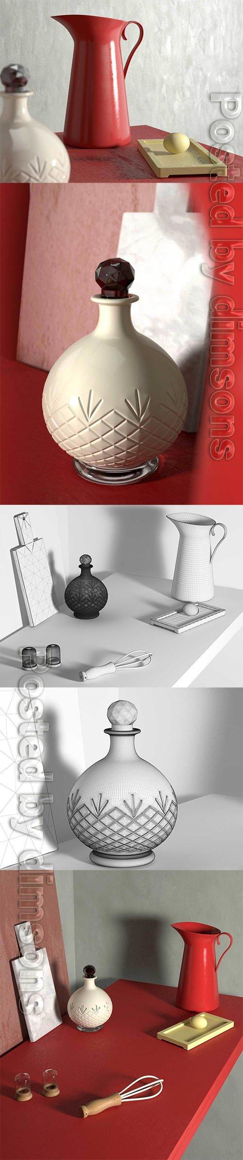 BeInspiration 18 3D model
