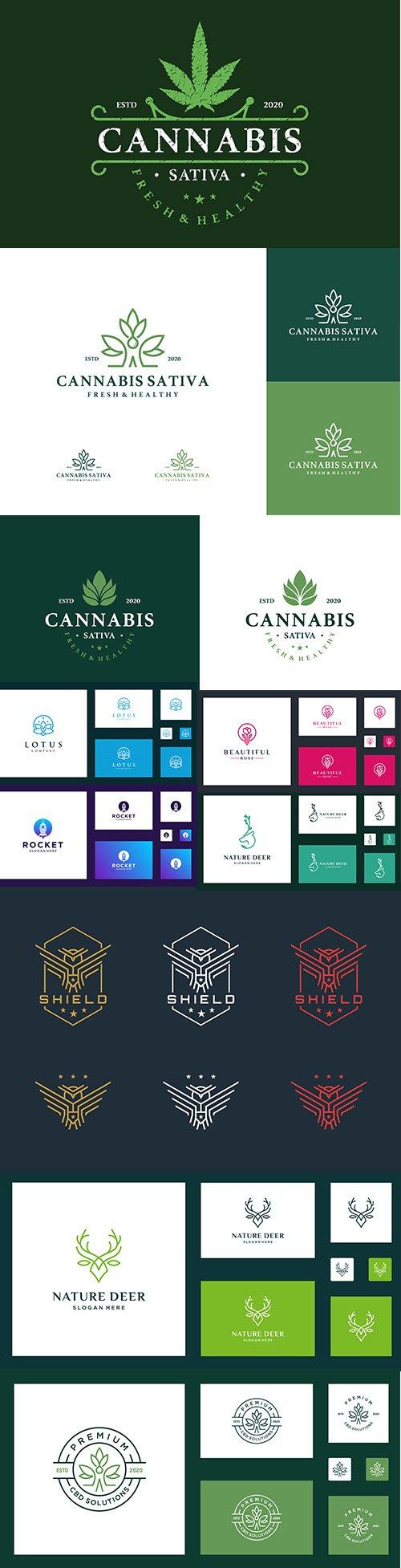 Simple Creative Logo Template
