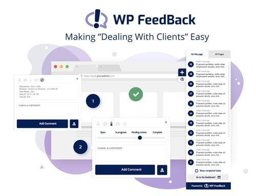WP FeedBack v1.2.0 - The Home for the WordPress Community - NULLED