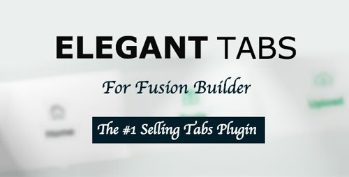 CodeCanyon - Elegant Tabs for Fusion Builder and Avada v2.6.1 - 18795917