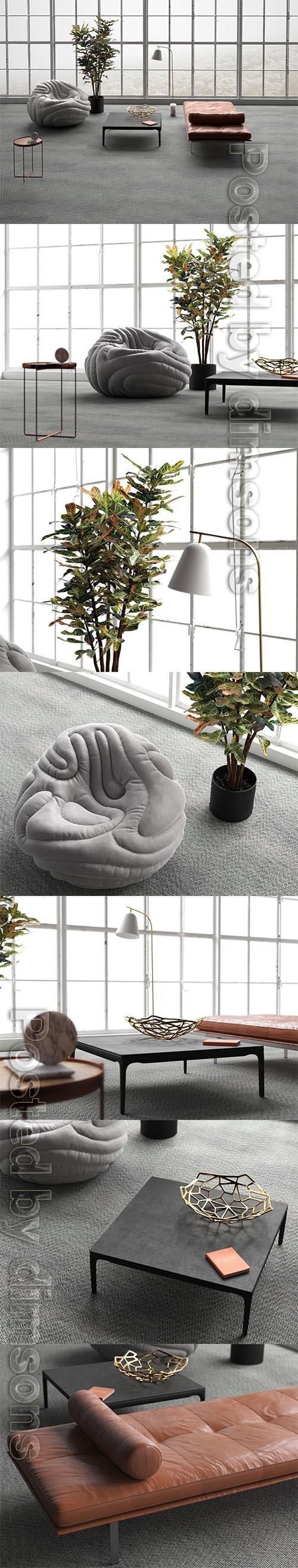 BeInspiration 41 3D model