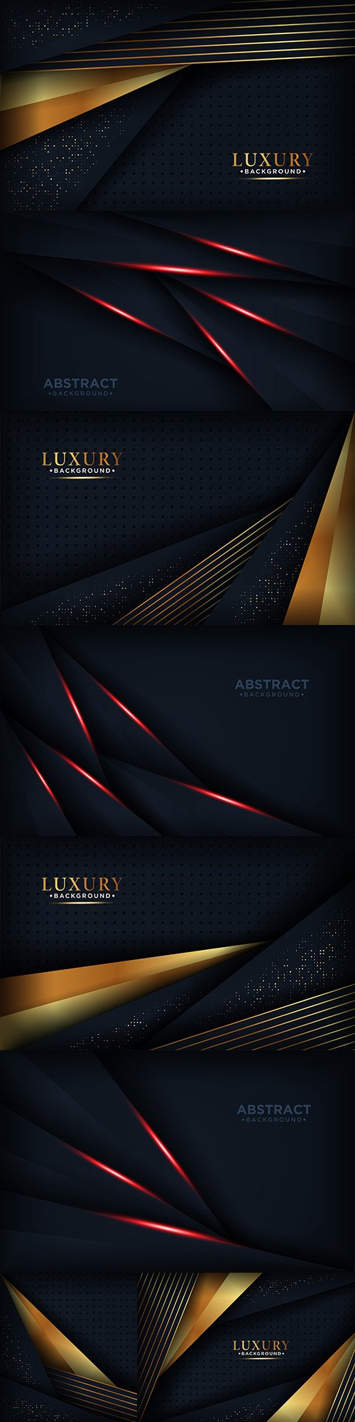 Luxury background and gold design element 20