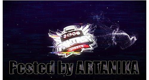 Fast Glitch Logo 25696734