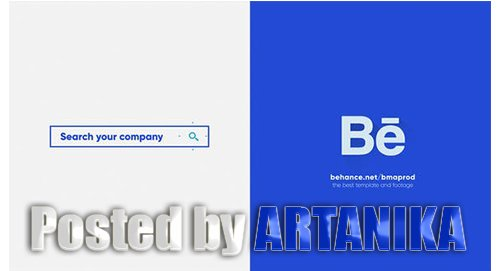 Flat Search Logo Opener 3 24700952