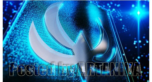 Lighted Glass Logo Reveal 8850023