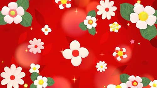 Flowers Background 25443167