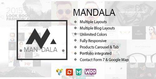 ThemeForest - Mandala v1.9.3 - Responsive Ecommerce WordPress Theme - 10371094