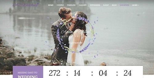 ThemeForest - Wedding v3.9.6 - Resonsive Event Joomla Template - 21673466