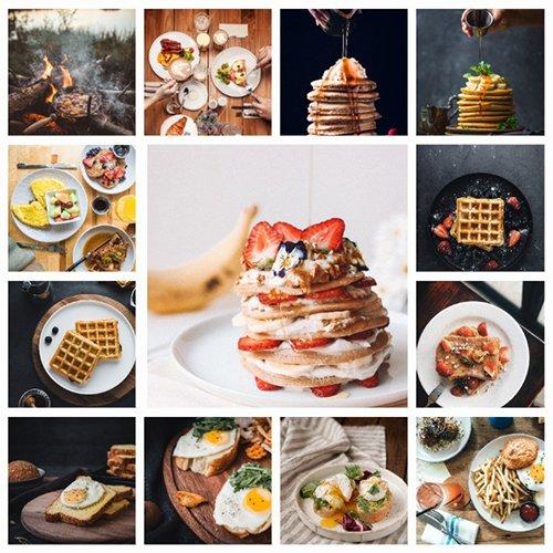 Breakfast Bundle - UHQ Stock Photo