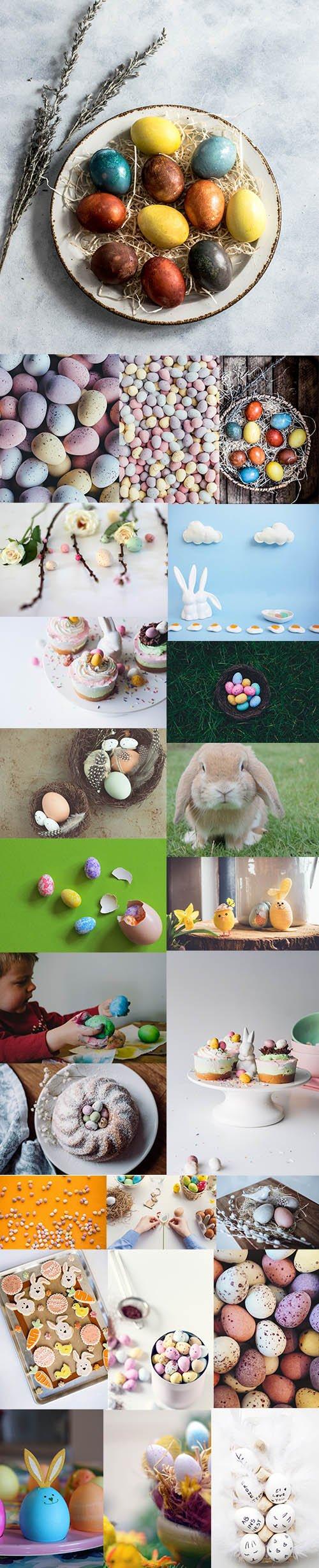 Happy Easter Bundle - UHQ Stock Photo