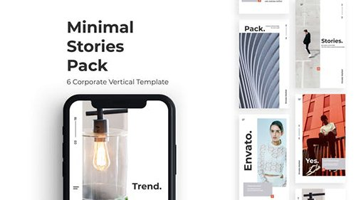 Corporate Minimal Stories 26059265