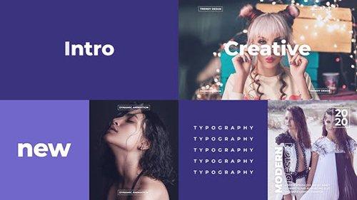 Modern Creative Intro 26097862