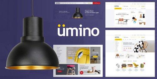 ThemeForest - Umino v1.0 - Electronic OpenCart Theme - 26148715