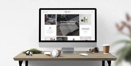 ThemeForest - Ridgewood v1.0.0 - A Clean Creative Drupal Theme with Portfolio - 25161842