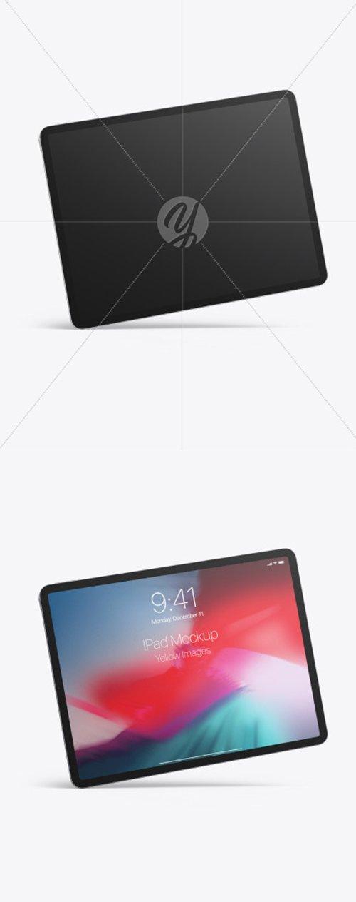Apple iPad Pro 2018 12.9 Mockup 50231