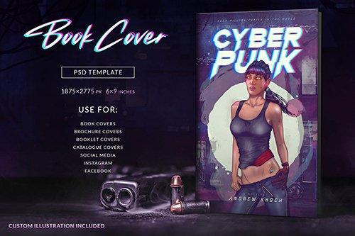 Cyberpunk Book Cover