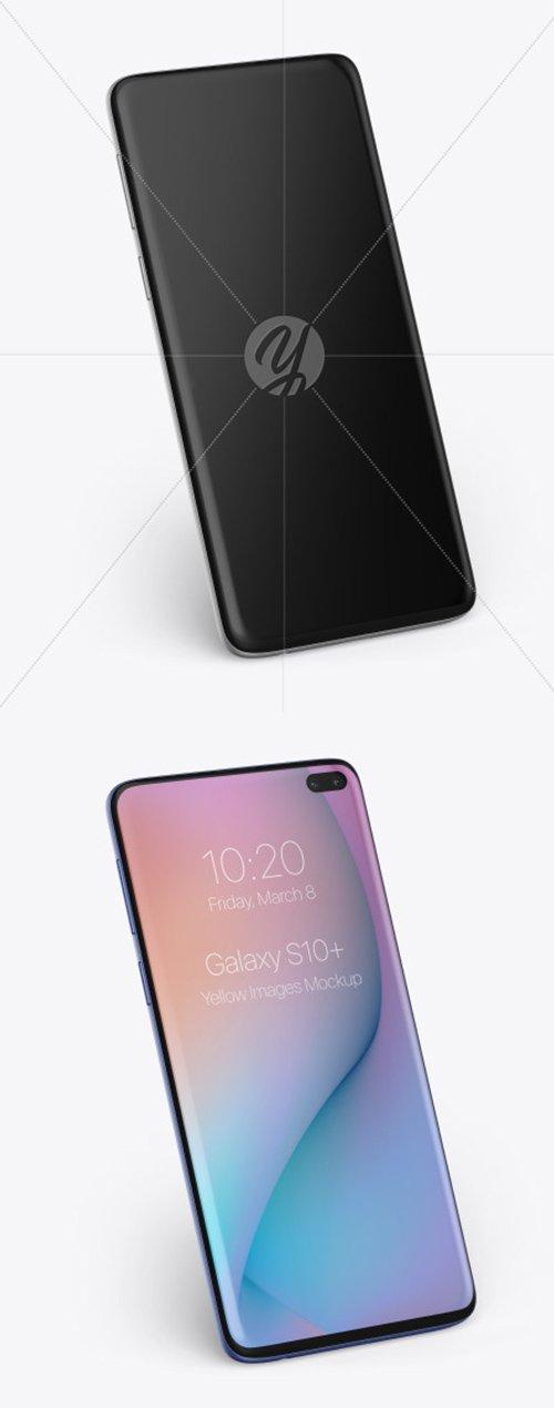 Samsung Galaxy S10+ Mockup 50224
