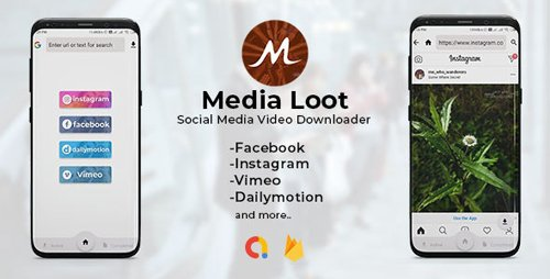 CodeCanyon - Media Loot v1.0 - The Ultimate Social Media Downloader - 25391411