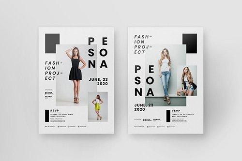 Pesona Fashion Flyer