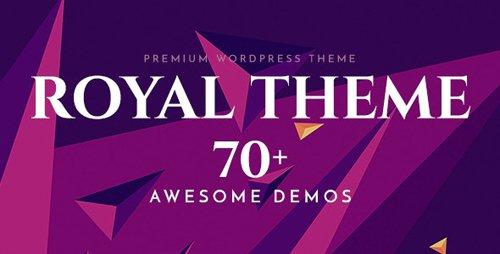 ThemeForest - Royal v6.2 - Multi-Purpose WordPress Theme - 8611976 - NULLED