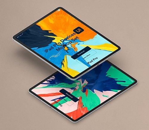 Perspective iPad Pro Mockup