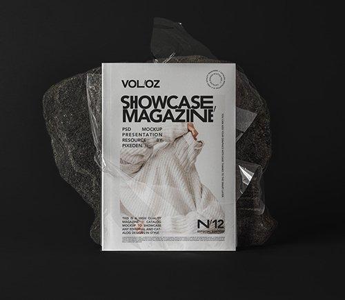 Magazine Mockup Showcase 2