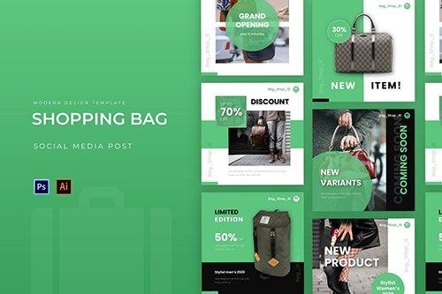Bag Shop Instagram Post
