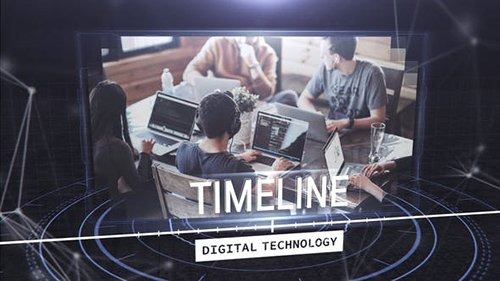 Digital Techonology Timeline 25846829