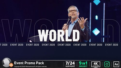 Event Promo Pack 25931195