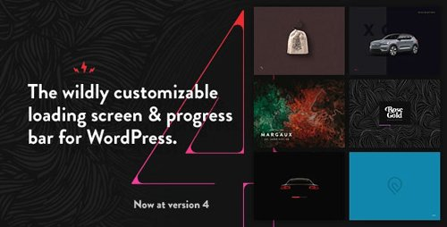 CodeCanyon - PageLoader v4.0 - WordPress Loading Screen and Progress Bar - 6594364