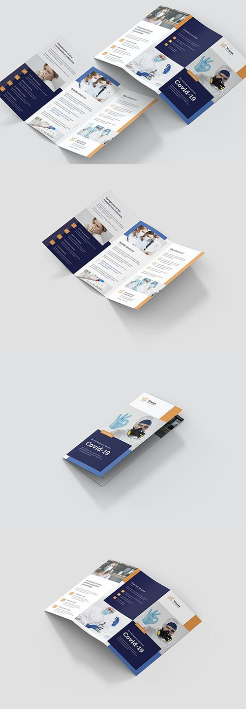 Brochure – Medical Business Tri-Fold