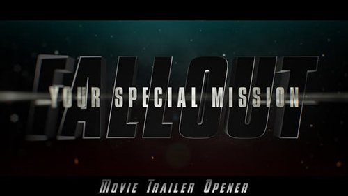 Fallout Epic Trailer Opener 22404340