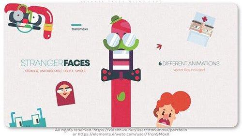 Strange Faces Micro Typo 26233468