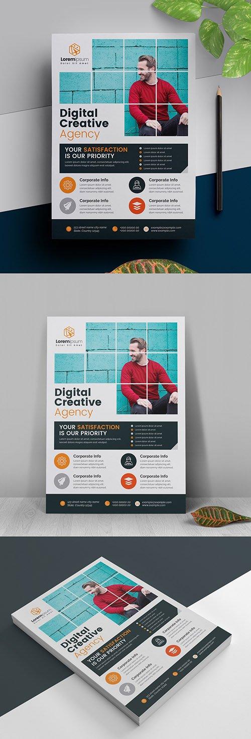 Creative Flyer Layout 317788340
