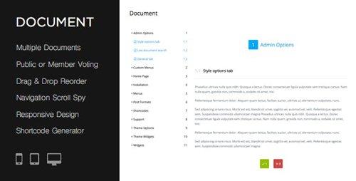 CodeCanyon - Docs Online Product Documentation WordPress Plugin v3.0.2 - 5653664