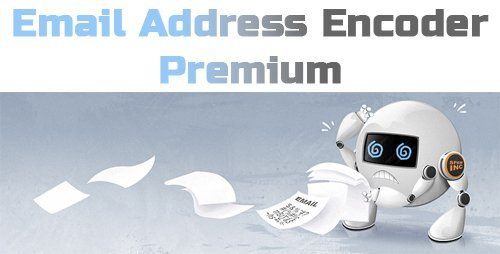 Email Address Encoder Premium v0.3.6 - WordPress Plugin