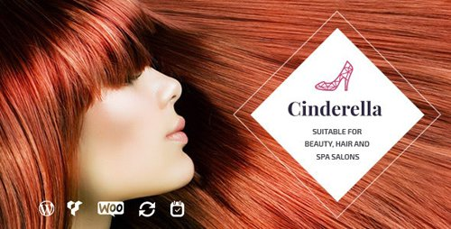 ThemeForest - Cinderella v2.3 - Beauty and SPA Theme - 12237661