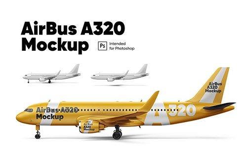 AirBus A320 Mockup