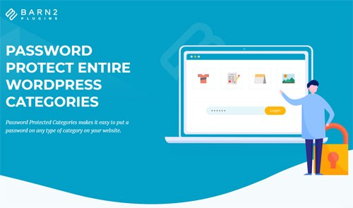 Password Protected Categories v1.4.2 - NULLED - Barn2