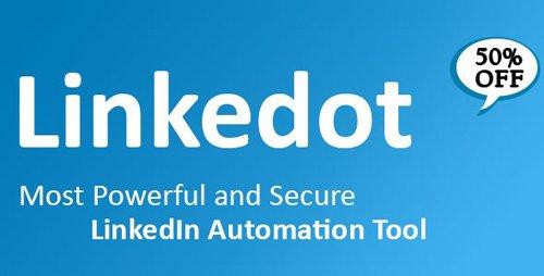 CodeCanyon - Linkedot v1.8.2.1 - Linkedin Automation Tool - 25582617