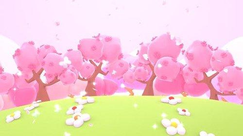 Cherry Blossom Land 25943572