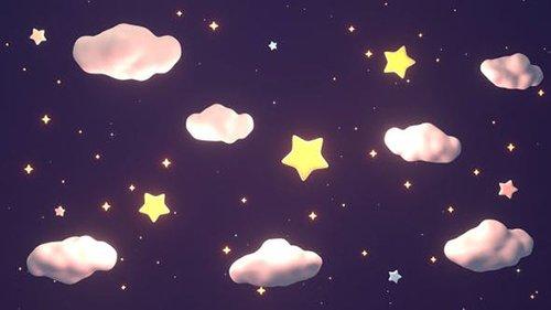 Glowing Stars 25970375