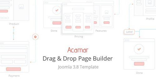 ThemeForest - Acamar v1.0.2 - Tiled Layout and Clean Design Responsive Joomla Template - 20662044
