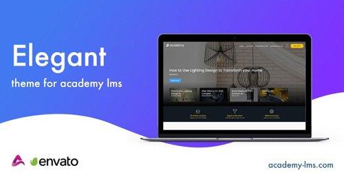 CodeCanyon - Elegant v1.1 - Academy LMS Theme - 24129764