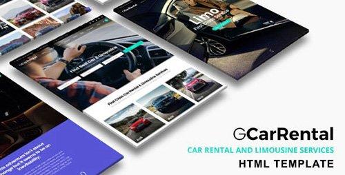 ThemeForest - Grand Car Rental v1.0 - Limousine HTML Template - 24996320