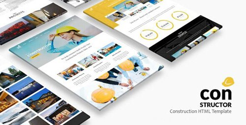 ThemeForest - Constructor v1.0 - Construction HTML Template - 26452686