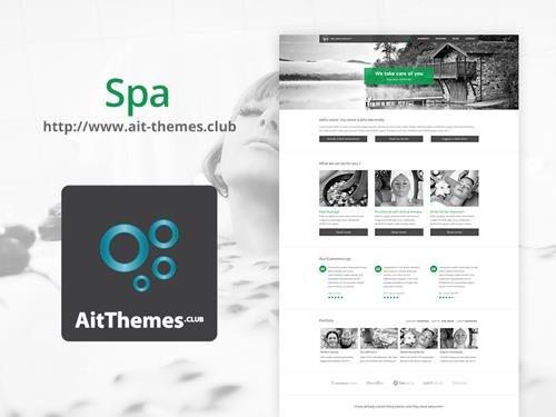 Ait-Themes - Spa v2.0.0 - Health Beauty WordPress Theme